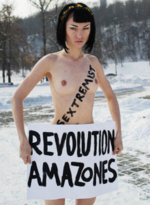 Femen girls