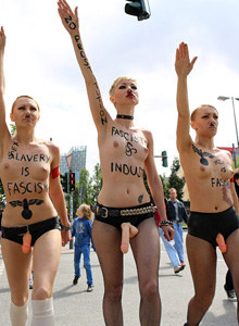 Femen in Germany