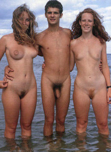 Nudists Different