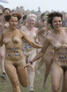 Roskilde naked race (part 4)