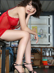 Exciting asian beauty Asuki Kishi
