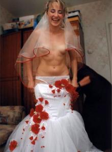 Bride gf's