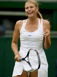 Maria Sharapova - 'Masha you are goddess, you have brilliant cameltoe!