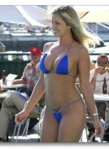 Micro bikini competition