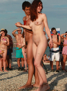 Nudist Camp Nudists