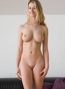So innocent young perfect busty young kitten Carisha